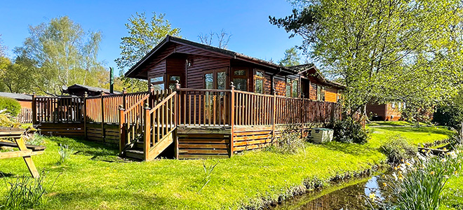 Beckside Lodge, Windermere